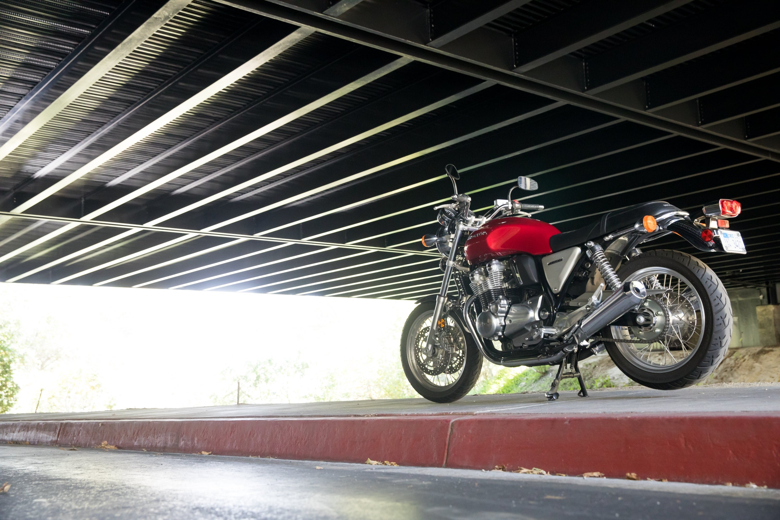 Real World Road Test: Honda CB1100EX