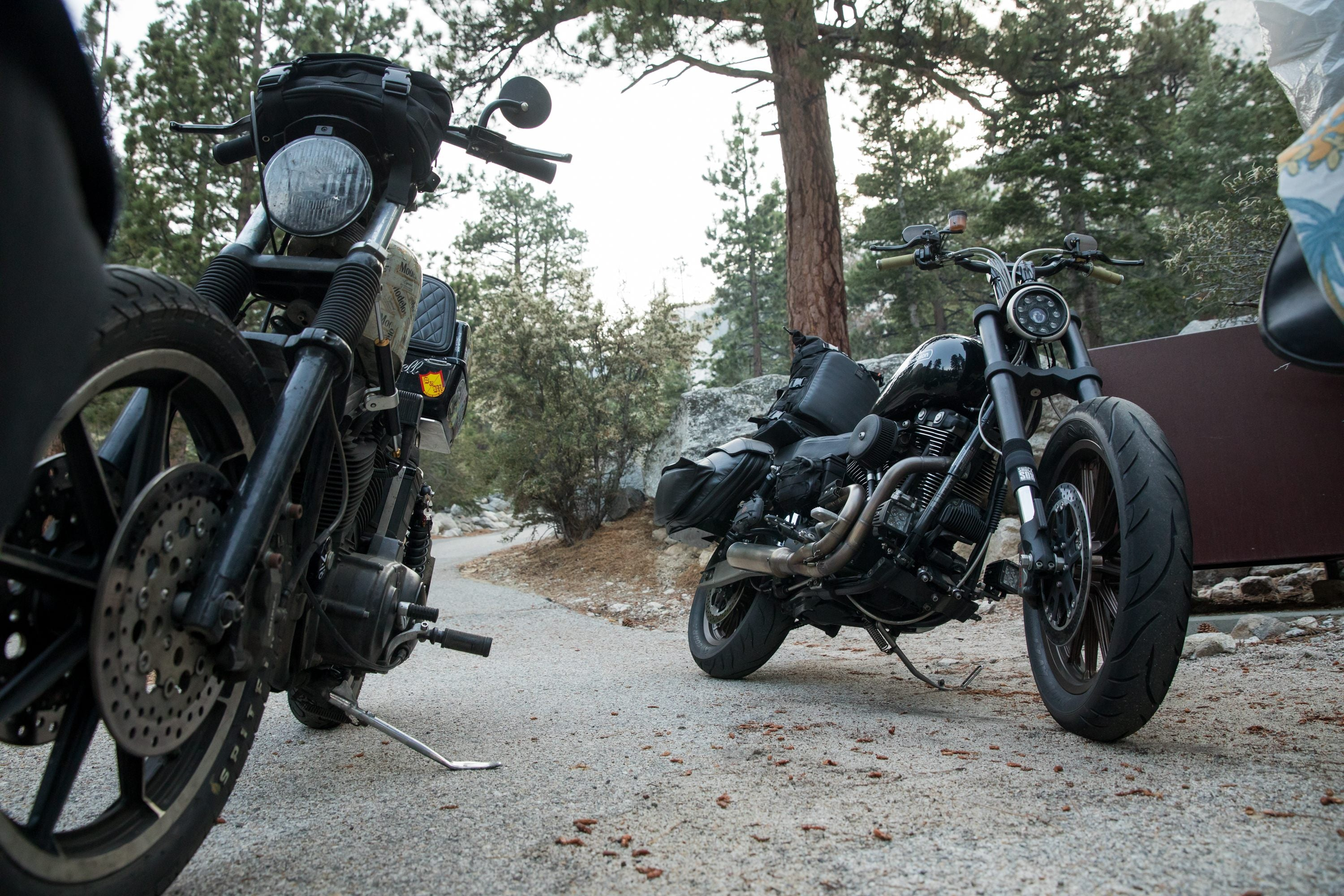 Sierra Stake Out Ride 2018