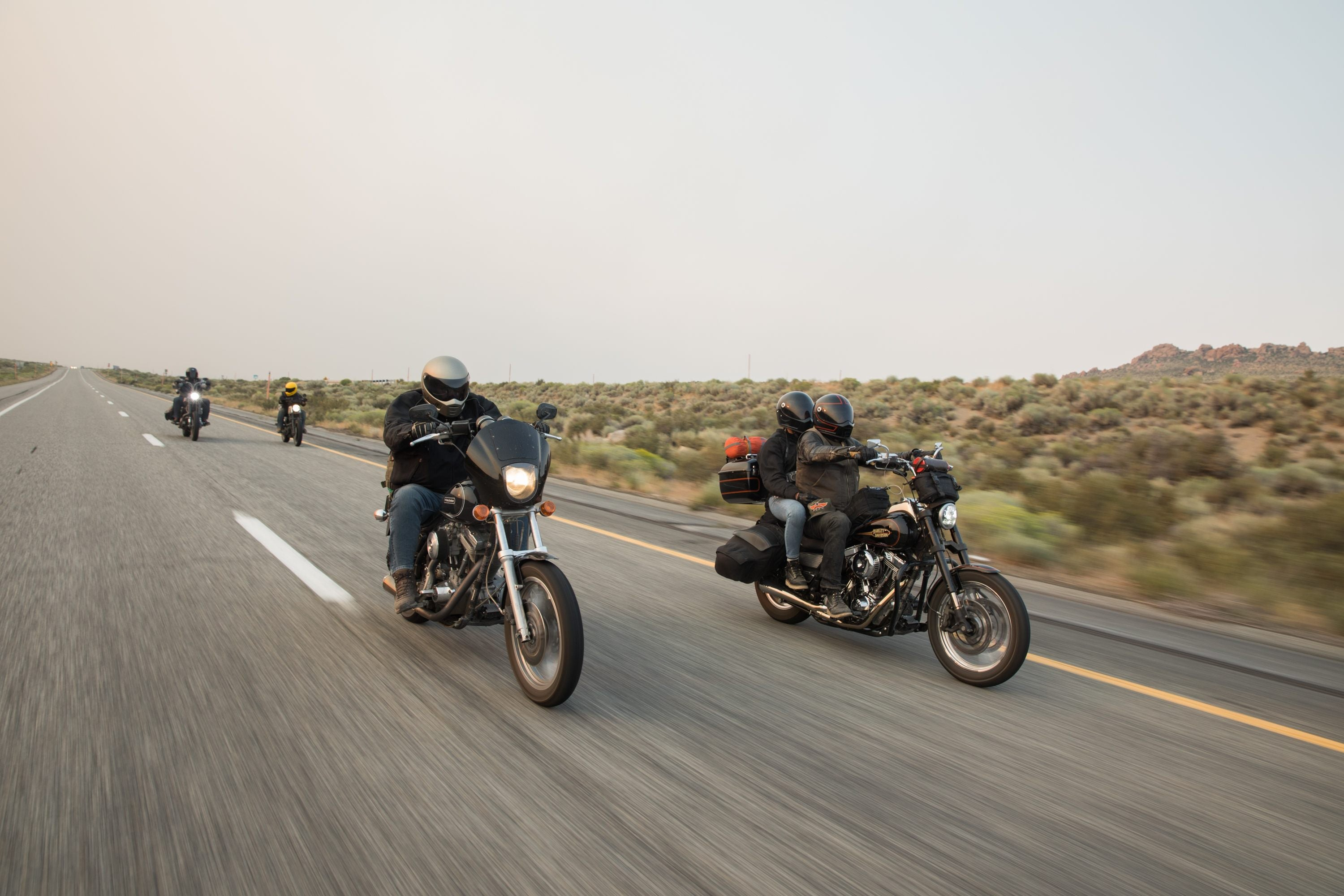 Riding to Sierra Stakeout 2018