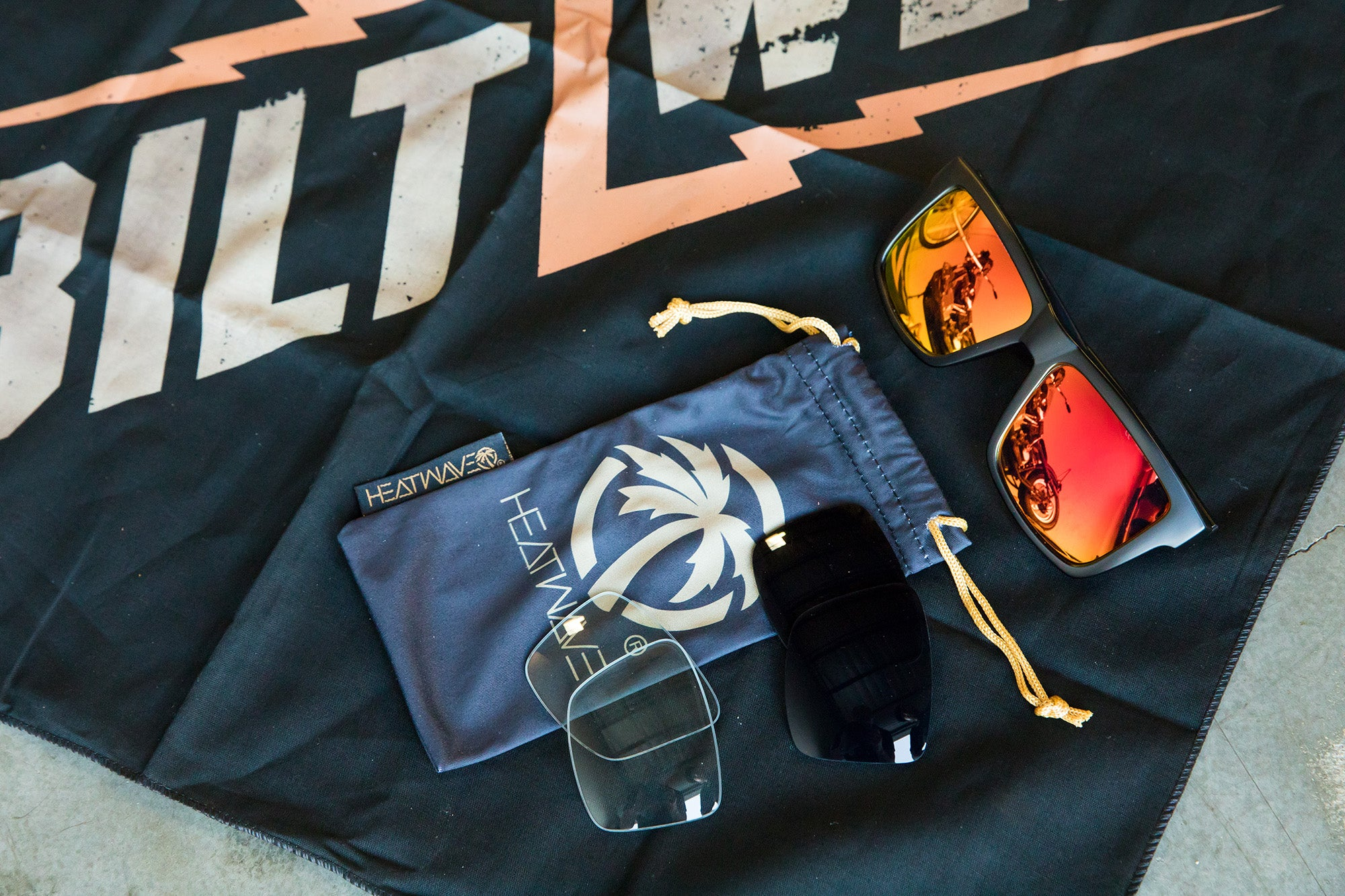 5 Christmas Gifts for the Motorcycle Enthusiast - Heatwave Sunglasses