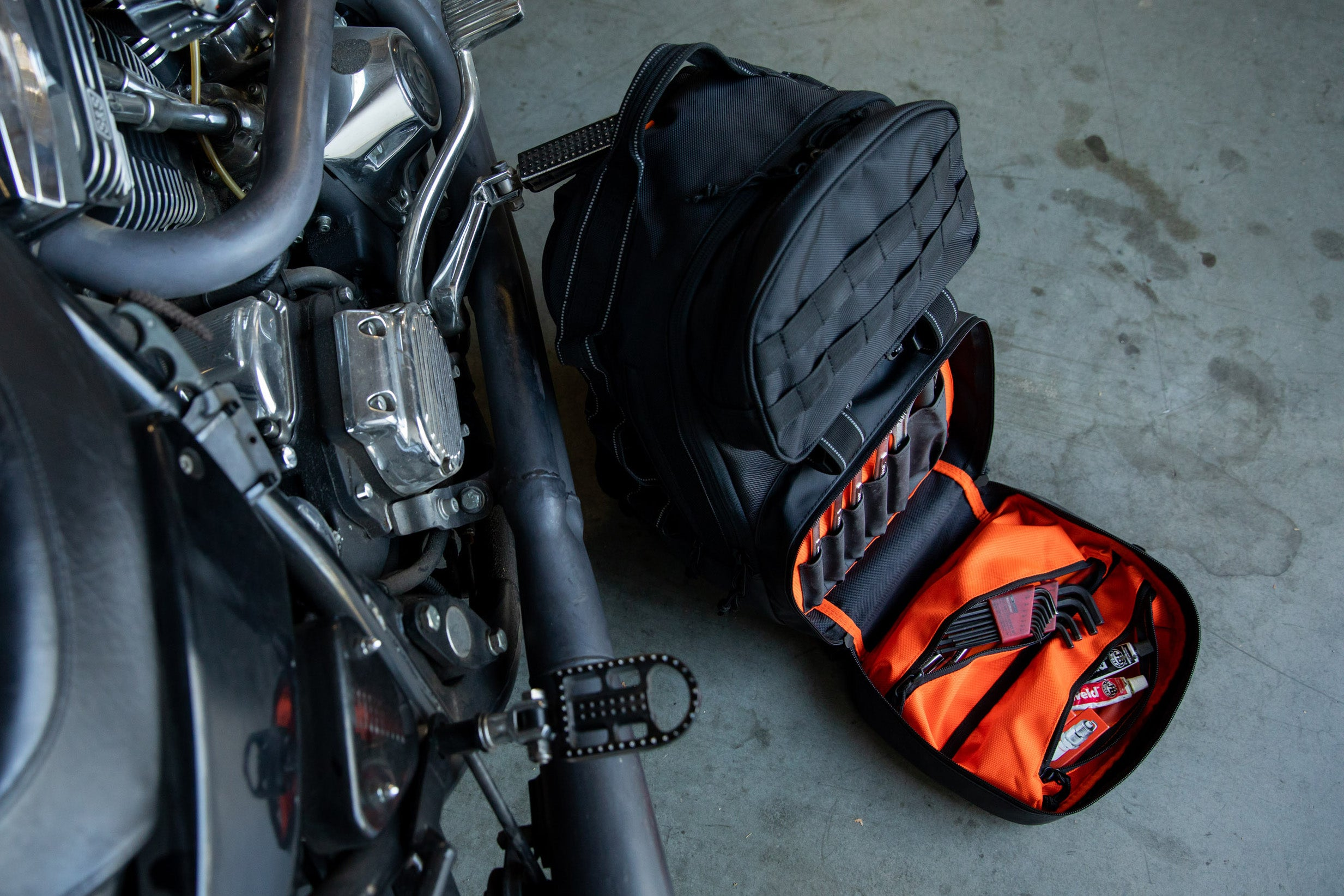 5 Christmas Gifts for the Motorcycle Enthusiast - Exfil-48 Backpack