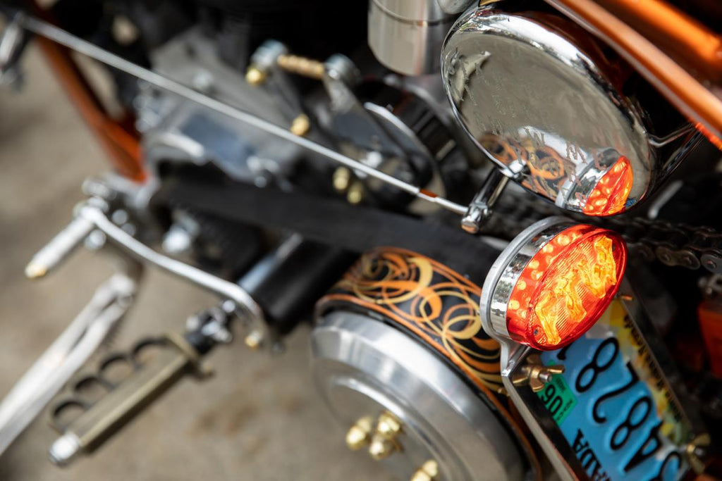 Biltwell People's Champ: Caleb Denton's Cone Shovel