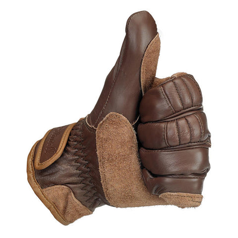 Work Gloves - Chocolate