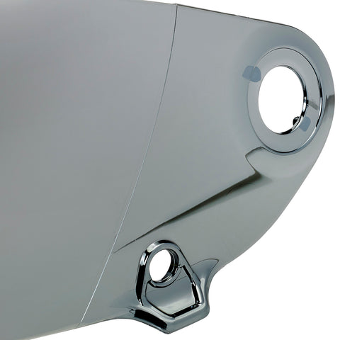 Lane Splitter Gen 2 Shield - Chrome Mirror