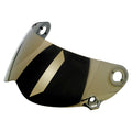 Lane Splitter Gen 2 Shield - Gold Mirror