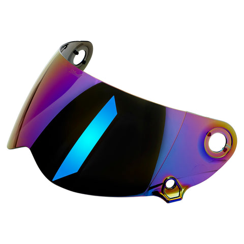 Lane Splitter Gen 2 Shield - Rainbow Mirror