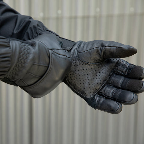 Belden Gloves - Black/Black