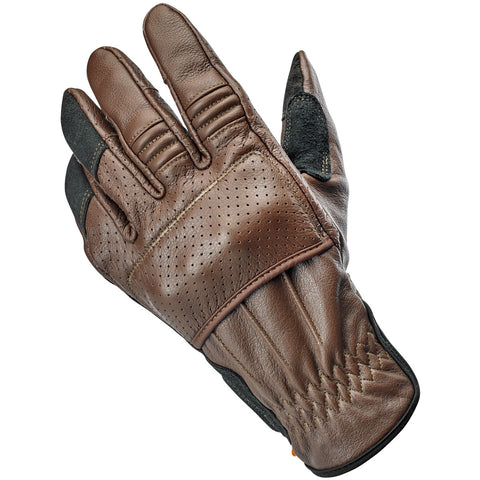 Borrego Gloves - Chocolate/Black