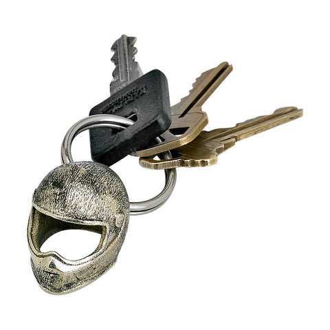 Key Fob - Cast Lane Splitter Helmet