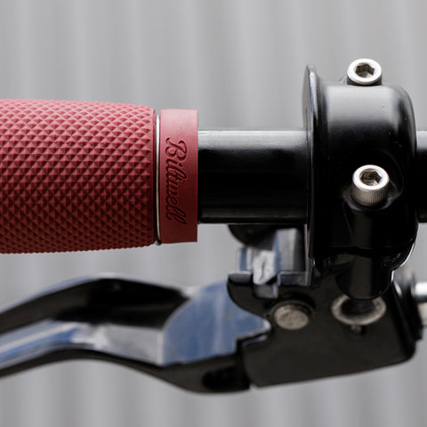 Recoil TPV Grips - Oxblood