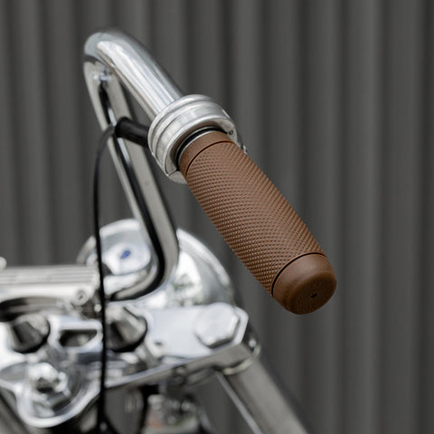 Recoil TPV Grips - Chocolate