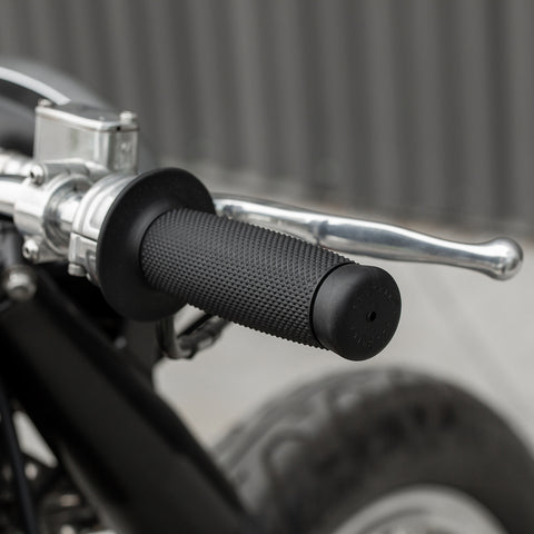 Renegade TPV Grips - Black