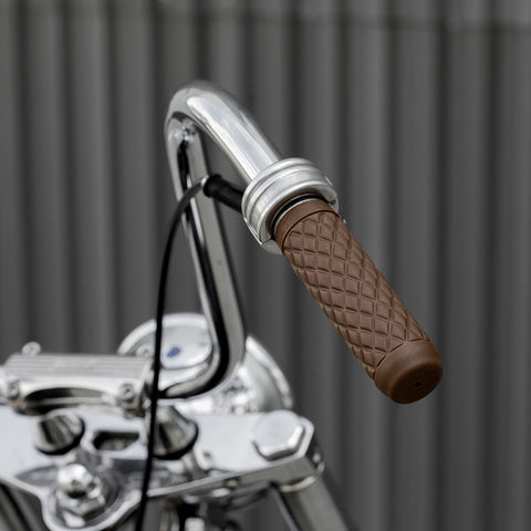 Torker TPV Grips - Chocolate