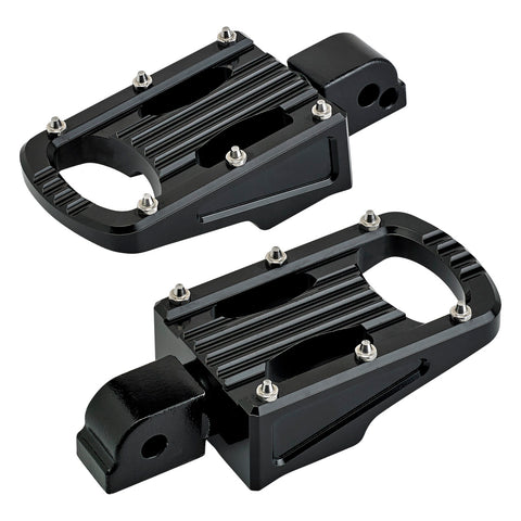 Punisher Foot Pegs HD ST18 Passenger - Black