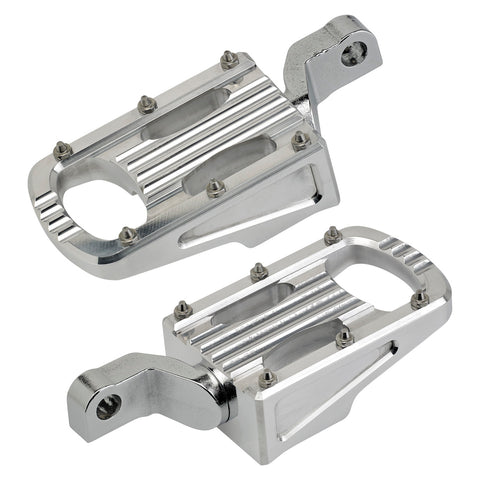 Punisher Foot Pegs HD Step - Polished