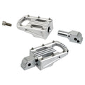 Punisher Foot Pegs HD ST18 Passenger - Polished