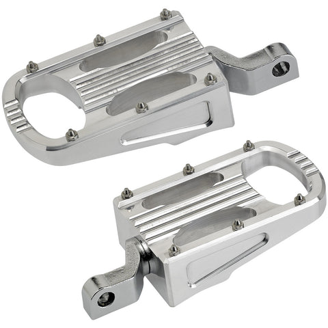 Punisher XL Foot Pegs HD Step - Polished