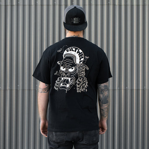 Go Ape T-Shirt - Black