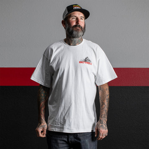 Spare Parts T-Shirt - White