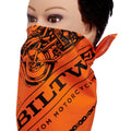 Mandana - Squatch Orange/Black/White