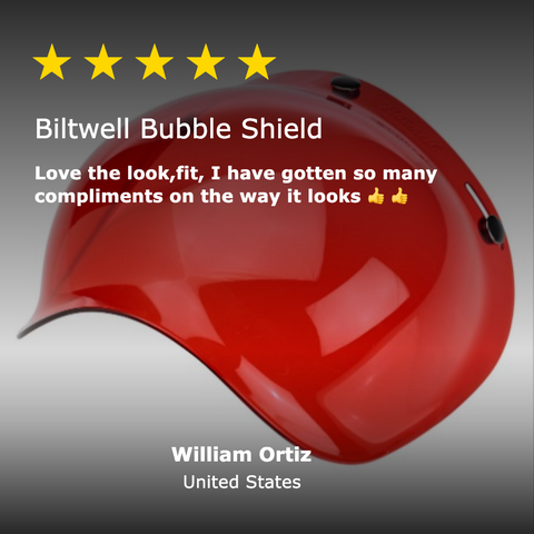 Bubble Shield Anti-Fog - Rose