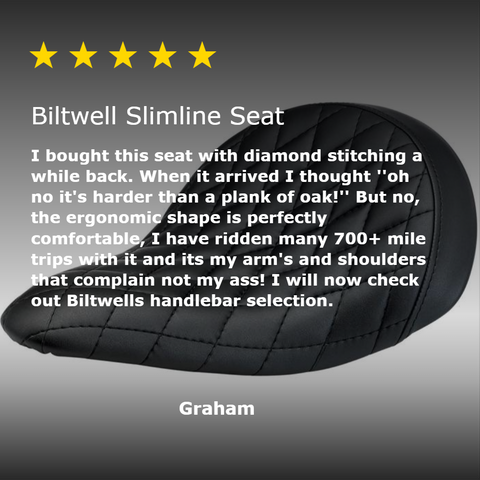 Slimline Seat - Diamond