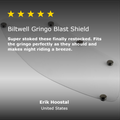 Gringo Blast Shield - Clear