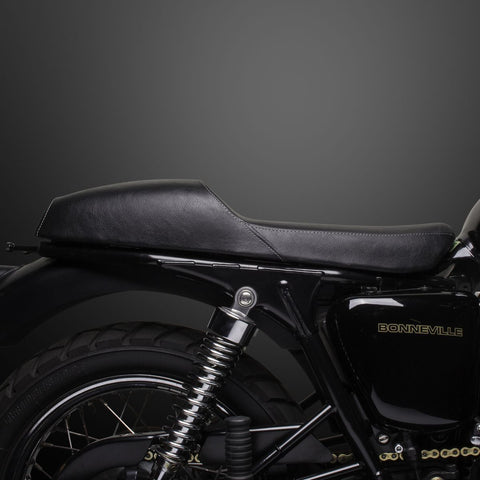 CLOSEOUT Spencer Seat - Black Smooth