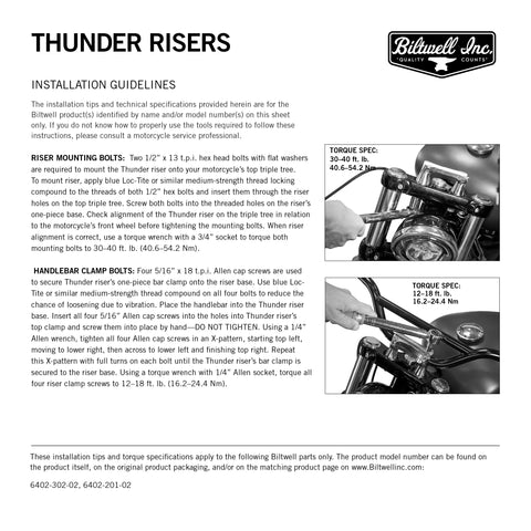 Thunder Riser - Polished