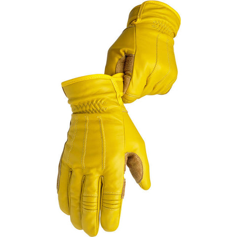 Work Gloves - Gold