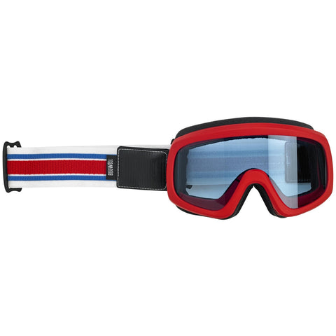 Overland 2.0 Racer Goggle - R/W/B