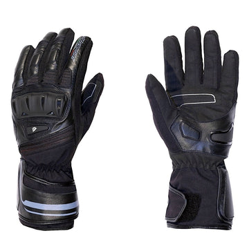 AGV Sport Petal Motorcycle Winter Leather/Fabric Long Gloves Sale Online Dublin Leather Ireland UK Germany Europe