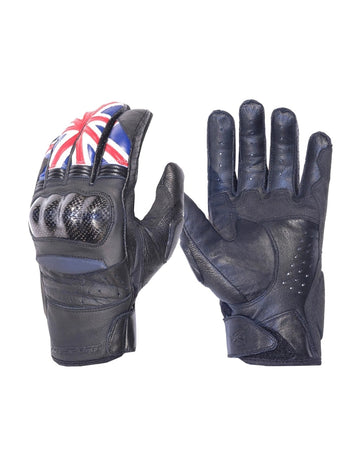 AGV Sports Lavica Short Summer Leather Gloves - UK - DublinLeather