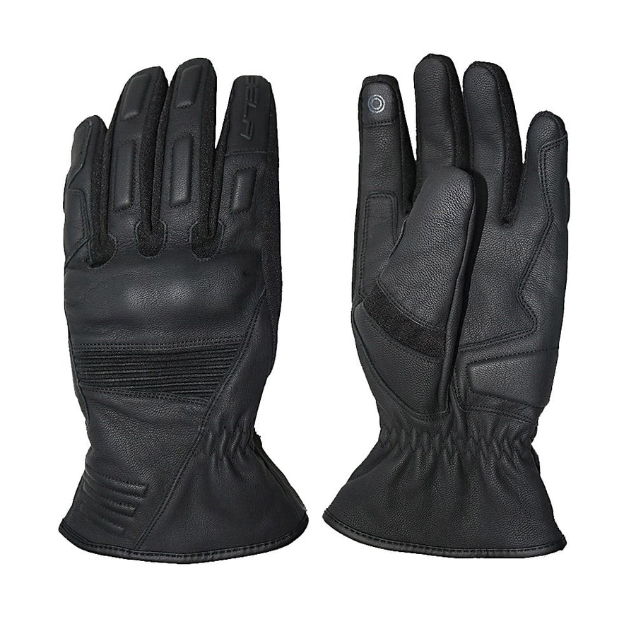 Bela City Aice Motorcycle Winter Waterproof Leather Gloves - Touch Screen Sale Online Dublin Leather Ireland UK Germany Europe