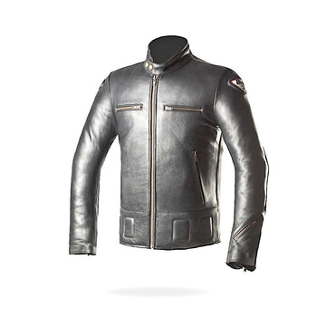Bela Groot Leather Jacket - DublinLeather
