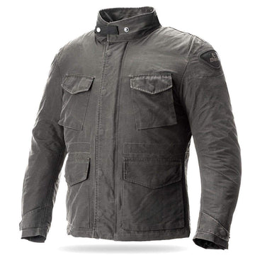 Bela Hunter Motorcycle Reissa Water Resistant Textile Jacket - DublinLeather