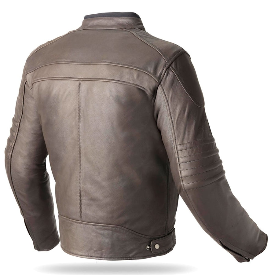 Bela Marlon Motorcycle Leather Jacket Brown Dublin Ireland UK