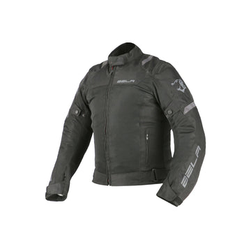 Bela Mesh Pro Ladies Motorcycle Summer Textile Jacket - Black