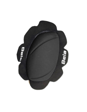 Bela Pro Riding/Racing Knee Slider (2pc) - Black - DublinLeather