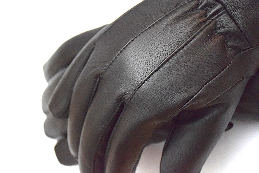 Mens Sheep Leather Dress Gloves - DublinLeather