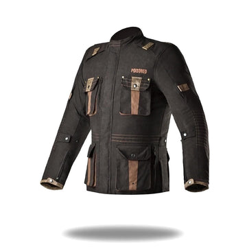 Poisoned Kubler Touring Motorcycle Textile Jacket - DublinLeather