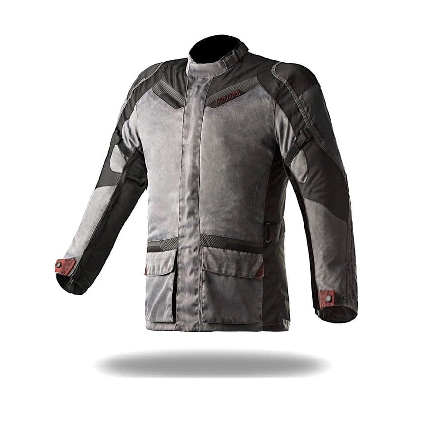 Poisoned Scout Vintage Motorcycle Waterproof Jacket