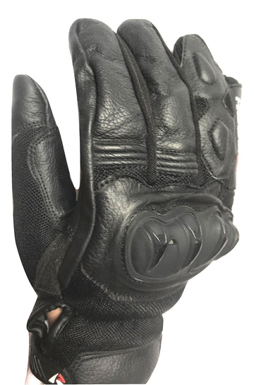 R-Tech Motorbike Tech Leather Gloves Sale Online Dublin Leather Ireland UK Germany Europe