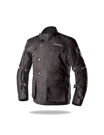 R-Tech Temis Motorcycle Waterproof Textile Jacket - DublinLeather