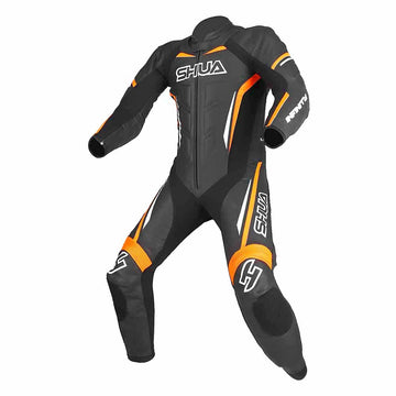 Shua Infinity 1-piece motorbike Racing Leathers Dublin Ireland UK