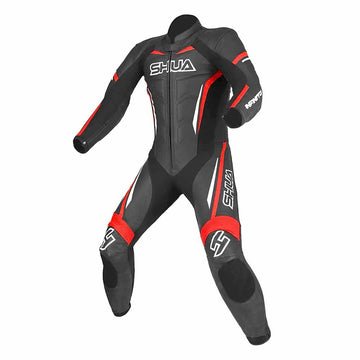 Shua Infinity 1-piece motorbike Race Leathers Dublin Ireland UK