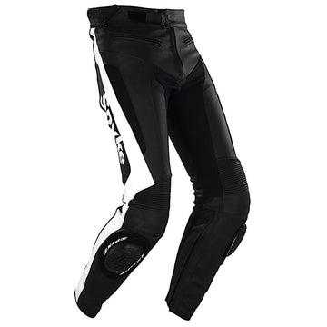 Spyke LF Slider Mens Motorcycle Cowhide Leather Riding Pants - DublinLeather