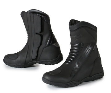 Sweep GT Touring Waterproof Motorcycle Shoes - DublinLeather