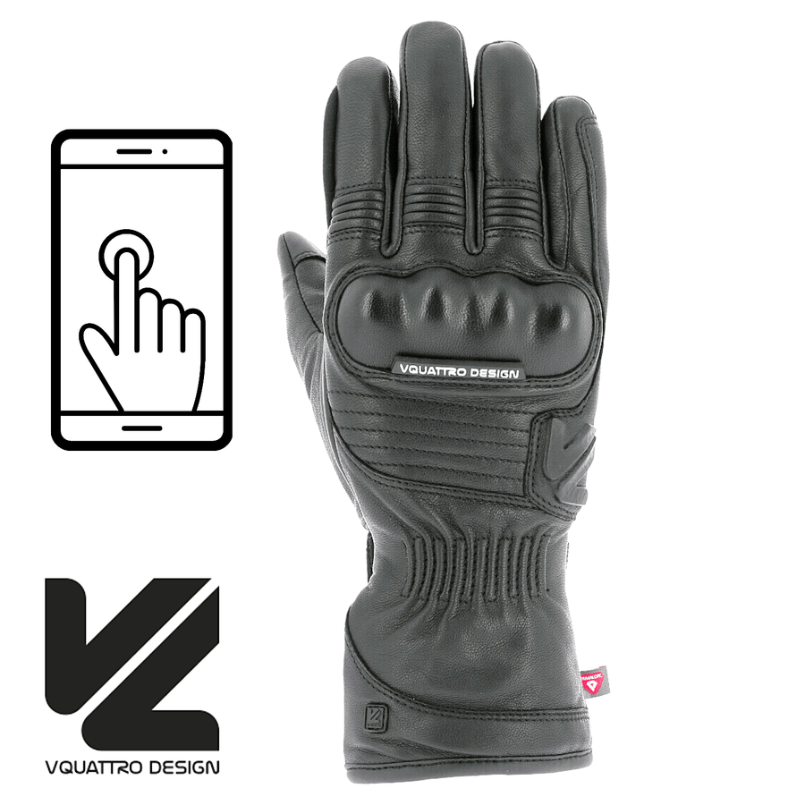 VQuattro-Eagle-Rider-Waterproof-Leather-Motorcycle-Gloves-Dublin-Leathers-Online-Sale-Ireland