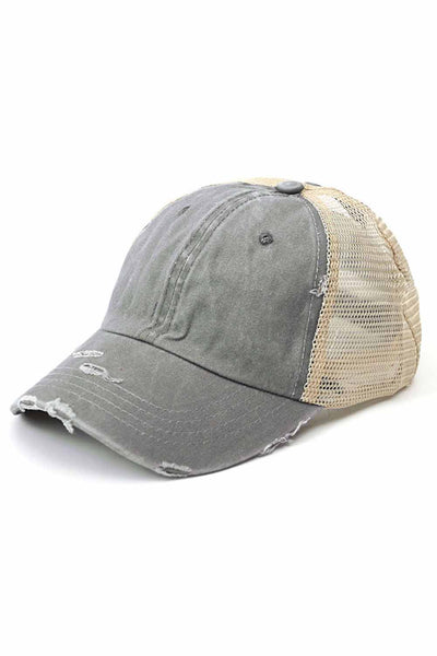 Vintage Distressed Cap